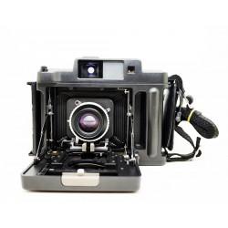 Fuji Instant Camera Peel Apart Type & Fujinon Lens 5.6f 105mm FP-1 Professional