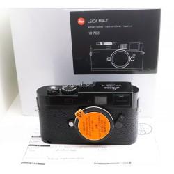 Black Leica M9-P