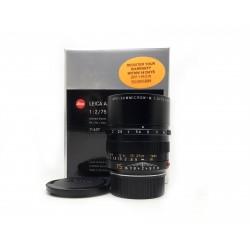 Leica APO-Summicron-M 75mm f/2 ASPH.