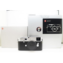 Leica M-P Camera Silver (10772)