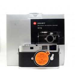 Leica M9-P Camera Silver ( 10716 )