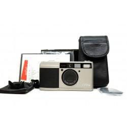 Rigoh GR1v Date Silver Camera