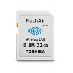 Toshiba 32 GB flash air SDHC class 10