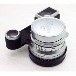 Leica Summicron-M 35mm f/2 goggles (8 element)