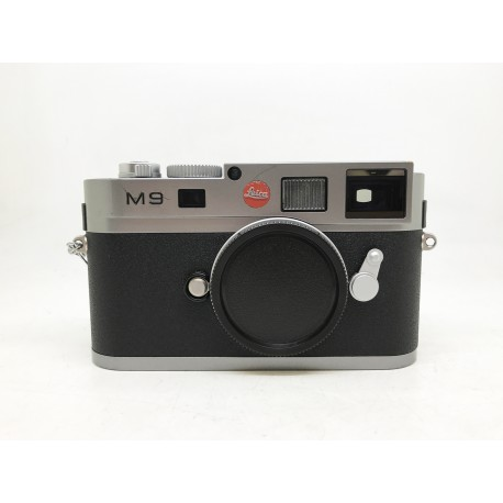 Leica M9 Camera Steel Grey