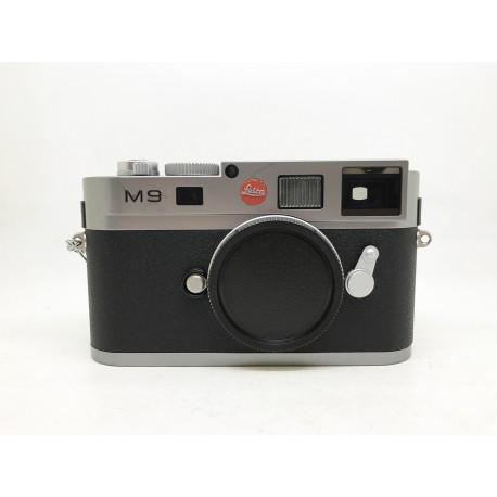 Leica M9 Camera Steel Grey