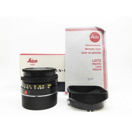 Leica Summicron-M 35mm/f2
