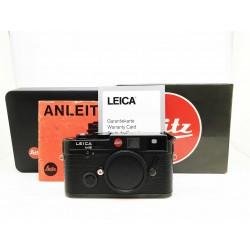 Leica M6 Camera