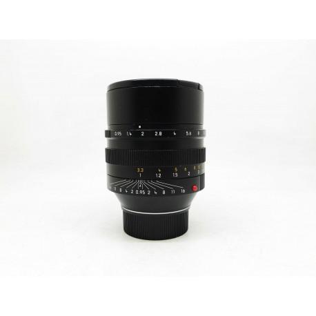 Leica Noctilux-M 50mm/0.95 Asph