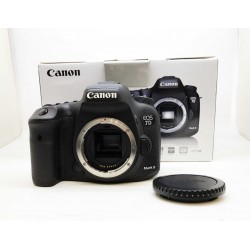 Canon EOS 7D Mark ll Camera