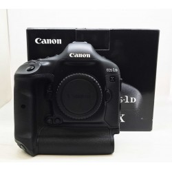 Canon EOS-1Dx Camera