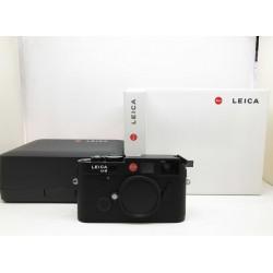 Leica M6 TTL film rangefinder Camera (0.85) black Brand New