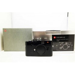Leica MP 0.72 Film Camera (10302) Black Paint