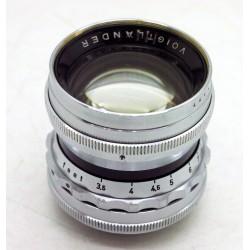 voigtlander Nokton 50mm/f1.5 LTM (Original)