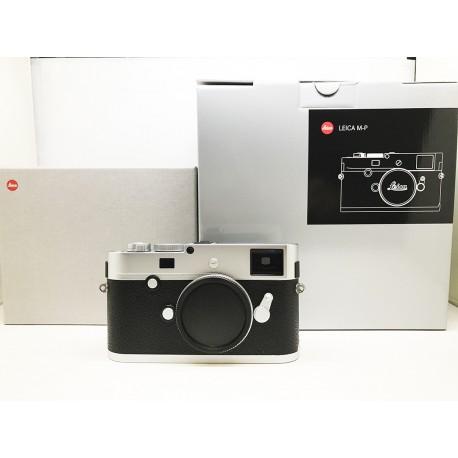 Leica M-P Film Camera (Silver) 10772