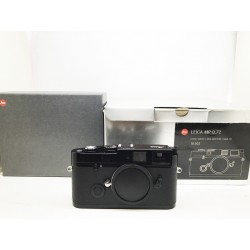 Leica MP 0.72 Film Camera Black Paint (10302)