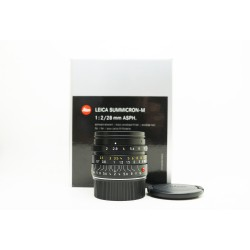 Leica Summicron-M 28mm f/2 ASPH (11604) v.1
