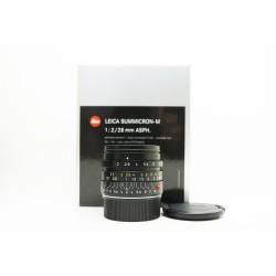 Leica Summicron-M 28mm f/2 ASPH 11604