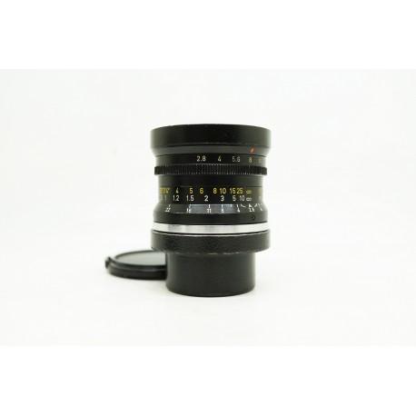 Leica Elmarit 28mm/f2.8 Canada