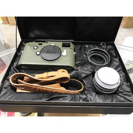 Leica M-P Safari Set With Leica Summicron-M 35mm/f2 Asph (10933)