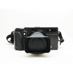 Hasselblad Xpan Camera( Blk )& 45mm/f4 len with Filter,Hood &Cap