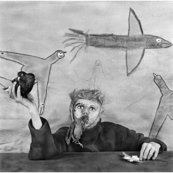 Roger Ballen: Asylum of the Birds (signed & drew)