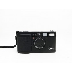 Ricoh GR1v Point And Shoot Film Camera