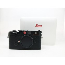 Leica M6 Film Camera Blk