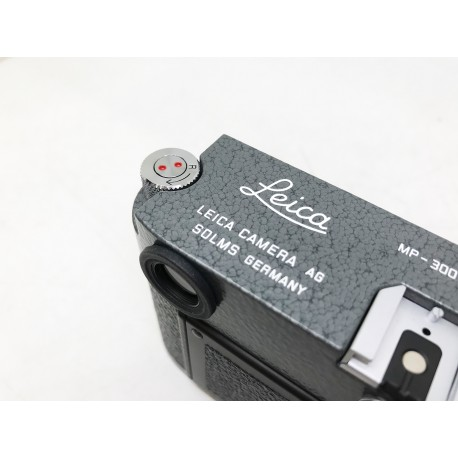 LeicaMP Camera LHSA 1968-2003 Grey Hammertone Finish 10312