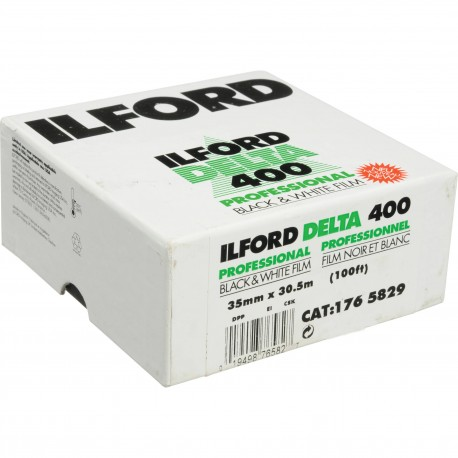 Ilford Delta 400 35mmx30.5m(100ft)