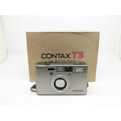Contax T3 point and shoot Film Camera