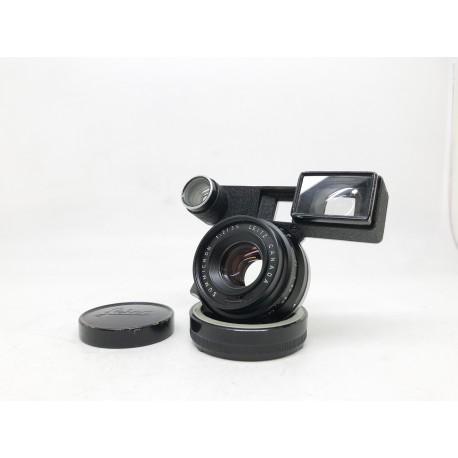 Leica Summicron 35mm/f2 Goggles 8 Element Blk