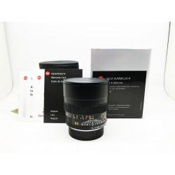 Leica Summilux-R 80mm/f1.4 Blk (11349)