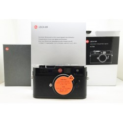 Leica M9 Camera Blk Paint (10704)