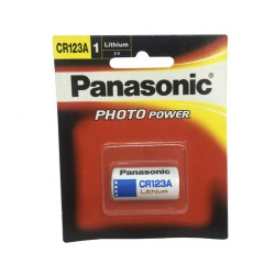 Panasonic CR-123A Battery (Contax T2)
