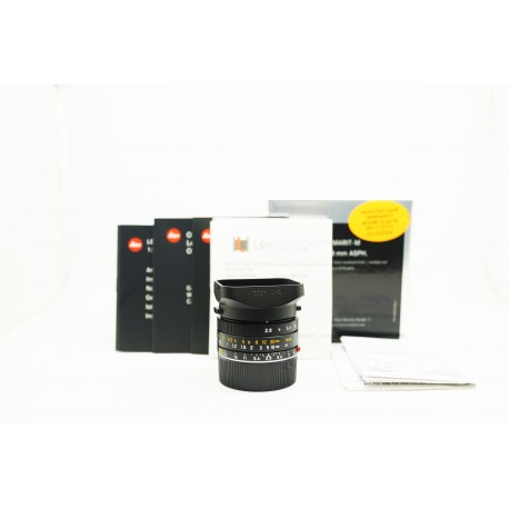 Leica Elmarit-M 28mm/f2.8 Asph (11606)
