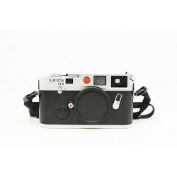 Leica M6 Film Camera Silver
