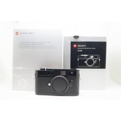 Leica M9-P Camera Black Paint (10703)