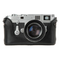 Artisan&Artist (A&A) Leather Case for Leica M3 (Black)