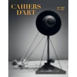 Hiroshi Sugimoto Cahiers Dart 38th year No1 2014
