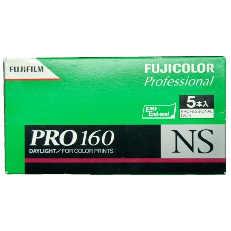 Fujicolor Professional Pro 160 Daylight/For Color Prints NS 120