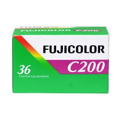 Fujicolor 36 C200 Films