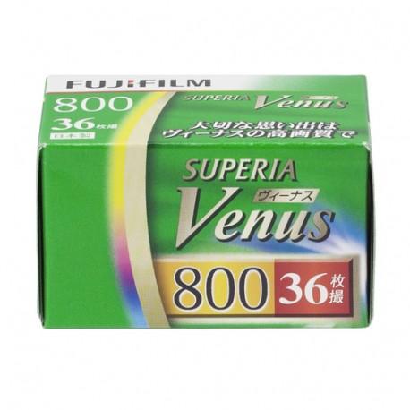 Fujicolor Superia Venus 800 36 Films