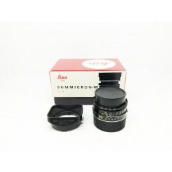 Leica Summicron-M 35mm/f2 7 Element