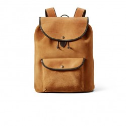 70435 Rugged suede backpack