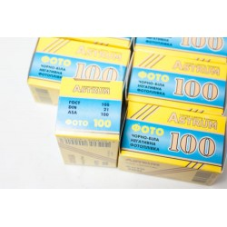 Astrum (Svema) Foto 100 35mm B&W Film