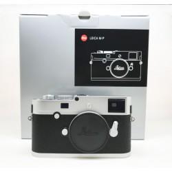 Leica M-P (Typ 240) Digital Rangefinder Camera (Silver Chrome) 10772