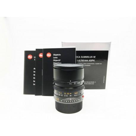 Leica Summilux-M 50mm/f1.4 ASPH