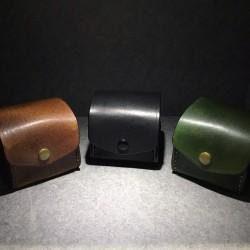 Meteor Leather film/filter holder