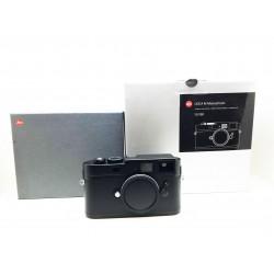 Leica M Monochrom Digital Camera Black Chrome Finish (10760)